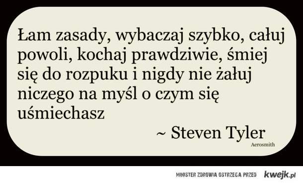 Steven Tyler <3