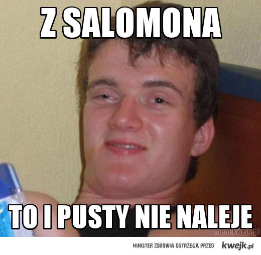 Z salomona