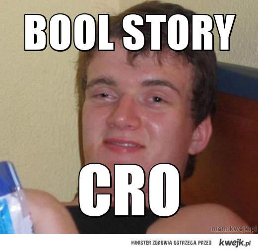 Bool STORy