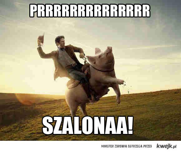 SZALONAAAAA