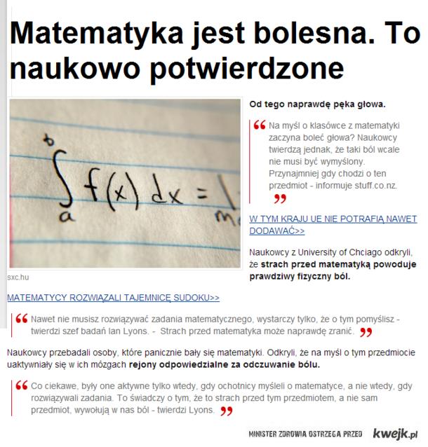 MatematykoFobia