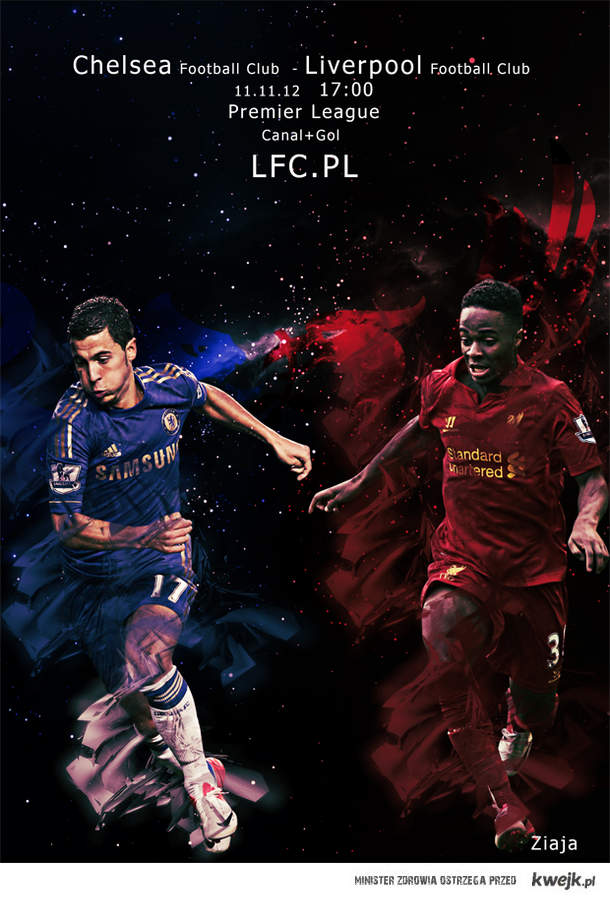 Chelsea-Liverpool - Hit 11 kolejki