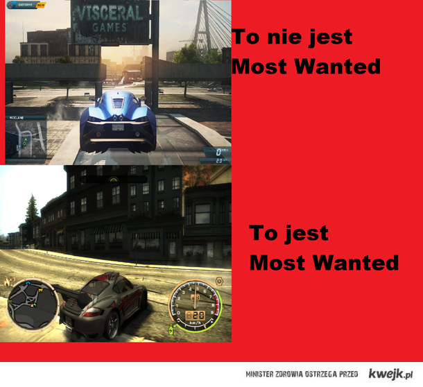 Burnout Most wanted