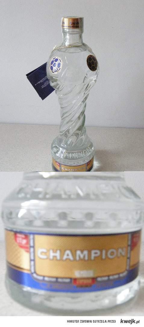 Czeska vodka na mistrzostwa :D