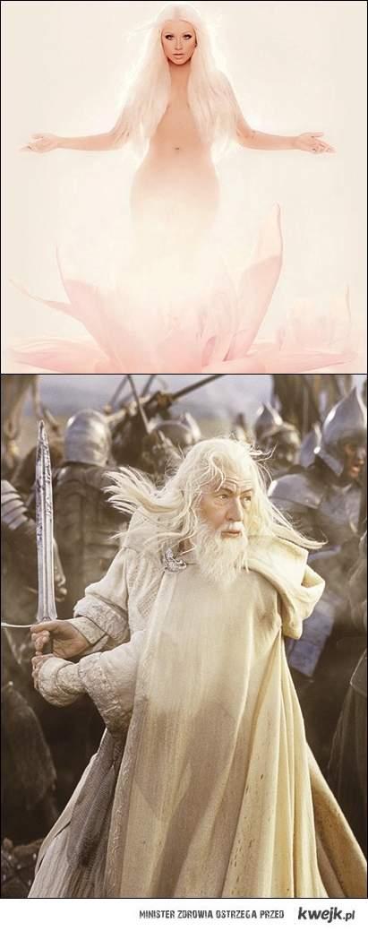Gandalf the X-tina