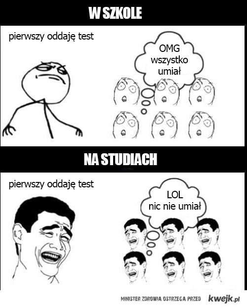 szkoła a studia