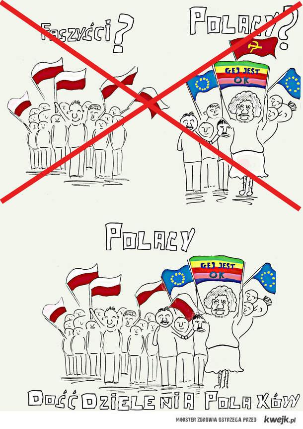 Dość dzielenia Polaków