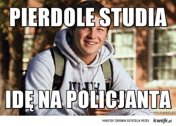 Pierdole studia