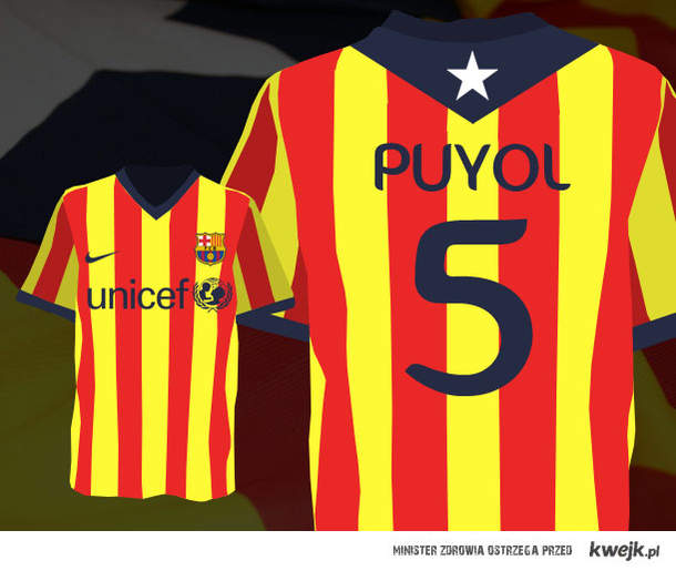 FC Barcelona 12-13 Away Kit