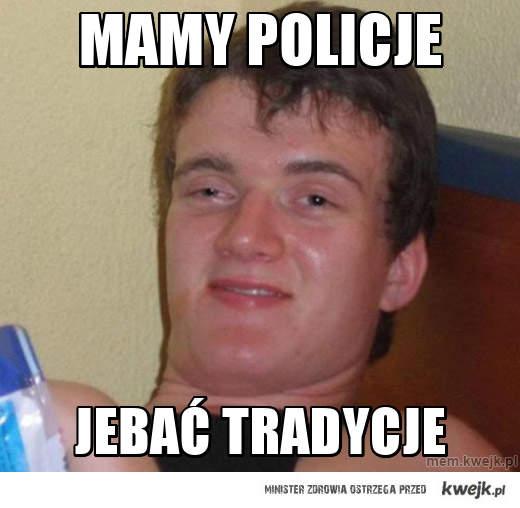 mamy policje