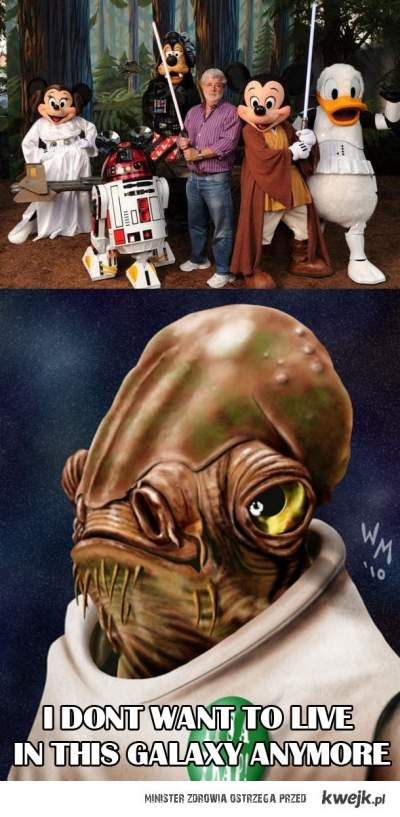 Ackbar does not approve