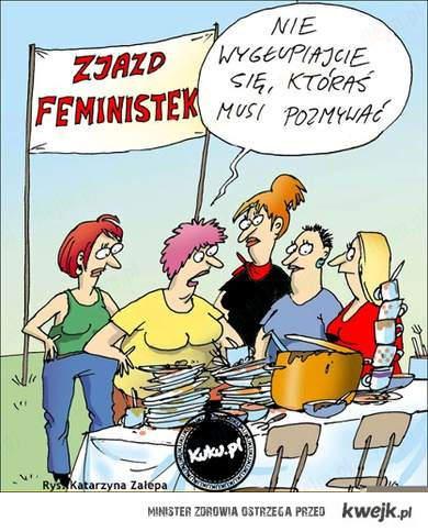 zjazd feministek