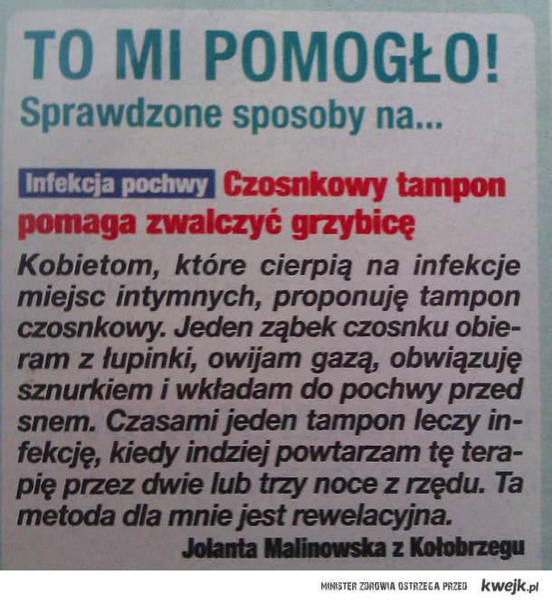 Czosnek FTW