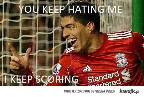 Suarez vs Chelsea