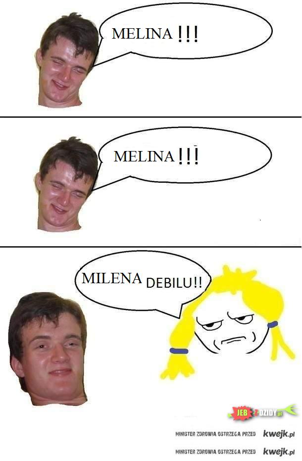 Melina,Melina !