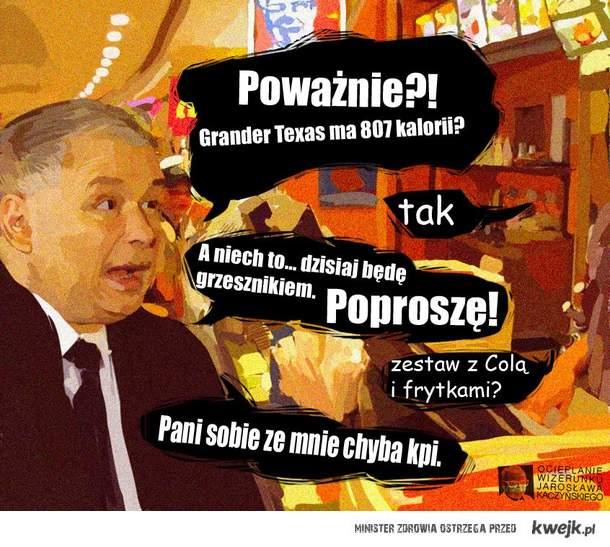 Ocieplanie Wizerunku Jarosława Kaczyńskiego