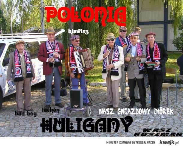 w Warszawie nie ma Poloni!