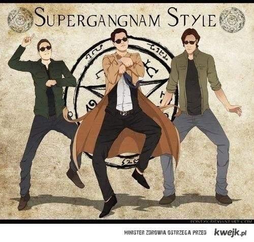 supergangam style