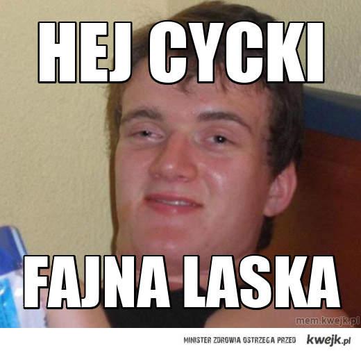 HEJ CYCKI