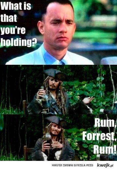 Rum Forest... Rum!