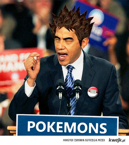 Pokemons President