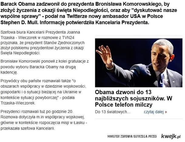 Obama-Komorowski