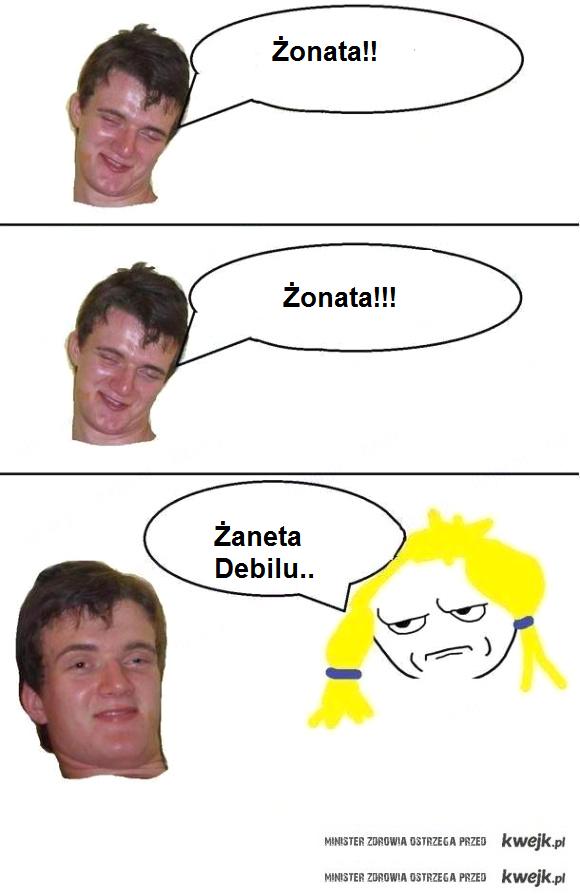 Zjarany Zbyszek :D