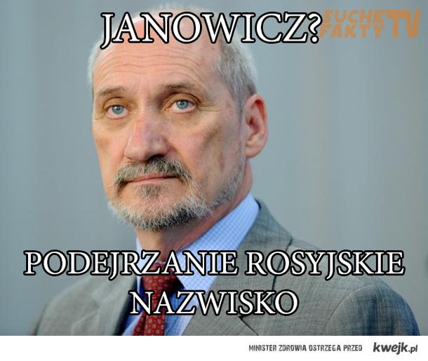 Janowicz Macierewicz