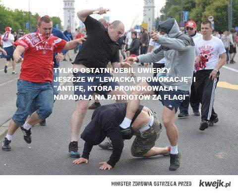 Nikt już nie wierzy wszechpolskiej młodzieży!