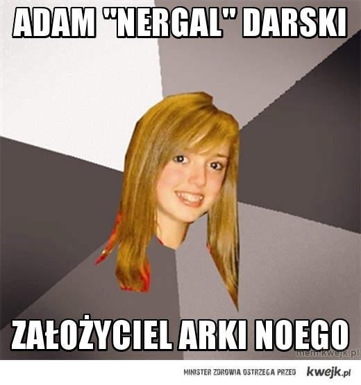 """adam """"nergal"""" darski"""