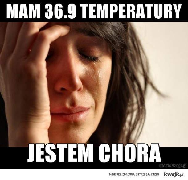 Mam 36.9 temperatury