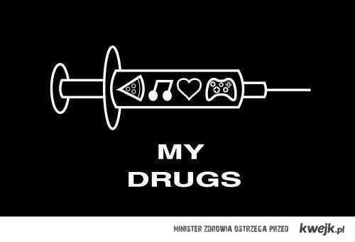 my drugs
