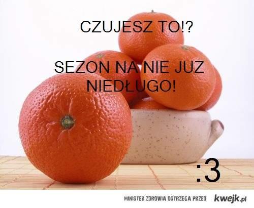 mandarynki!!!<33
