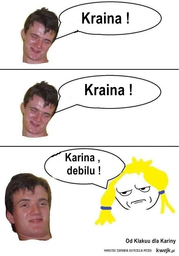 Karina !