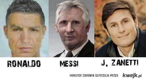 Piłkarze w przyszłości