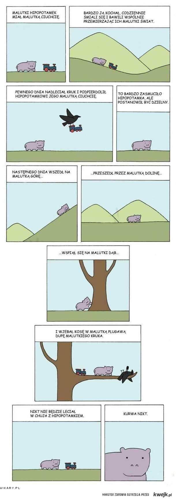 hipopotamek
