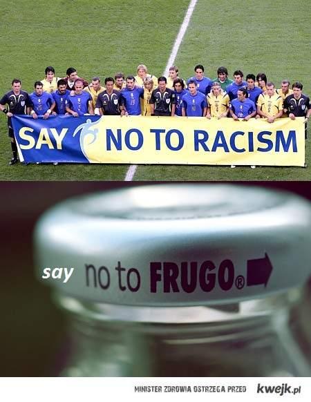 żywieniowy rasizm