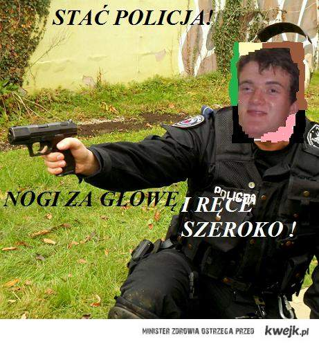 Zjarana policja