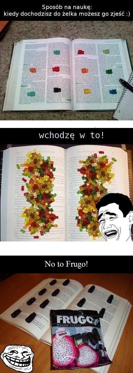 Sposób na czytanie