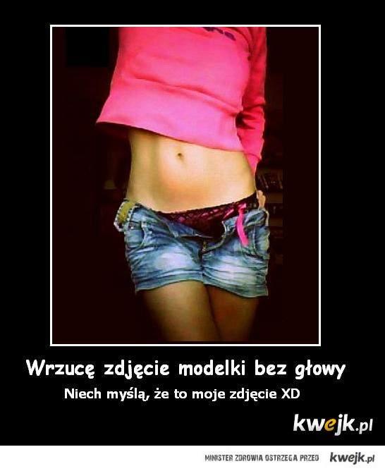 Modelka FB
