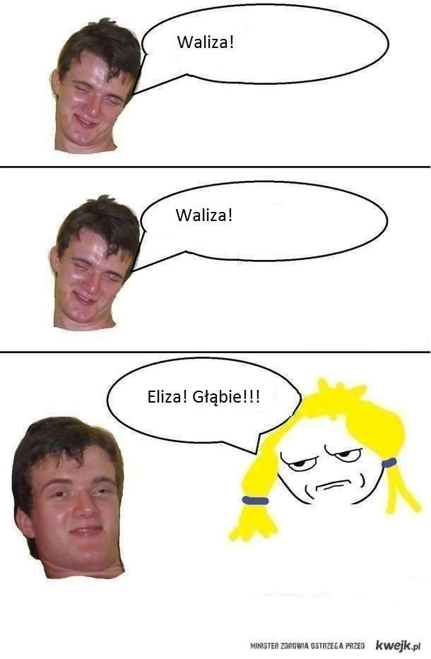 Zjarany Zbyszek i Eliza