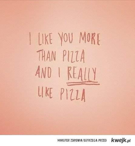 I like you :)