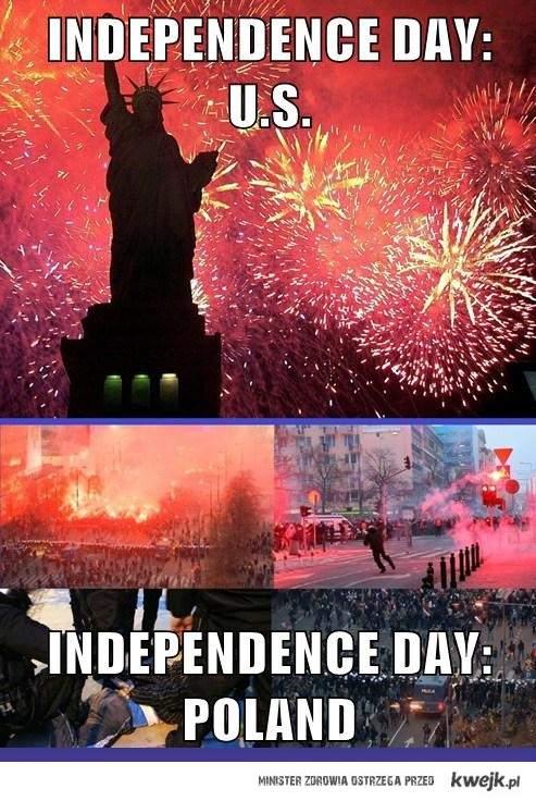 Dzień Niepodległości po naszemu
