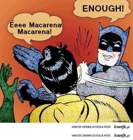 Eee Macarena
