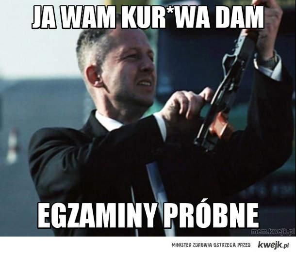 Ja wam kur*wa Dam