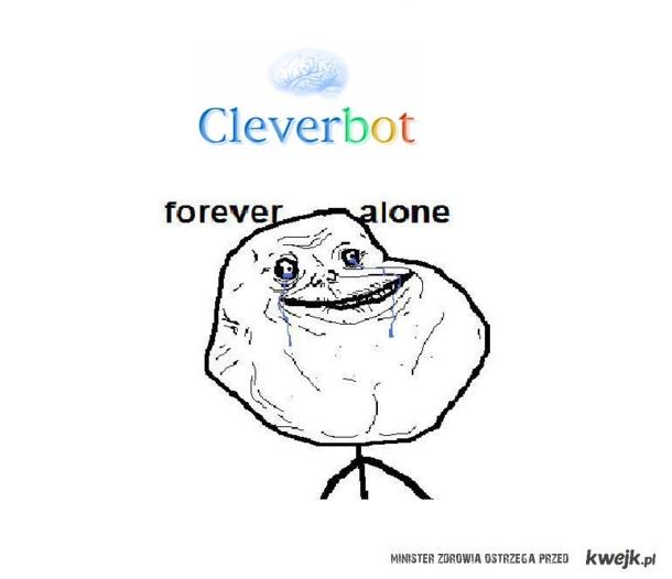 Cleverbot  tylko on i ja