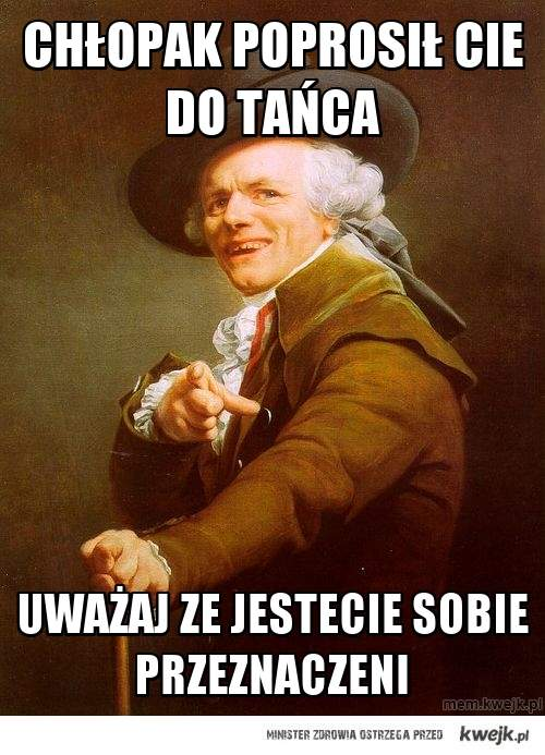 Chłopak Poprosił cie do tańca