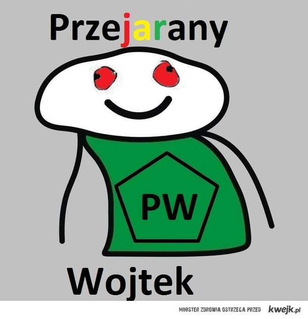 Przejarany Wojtek