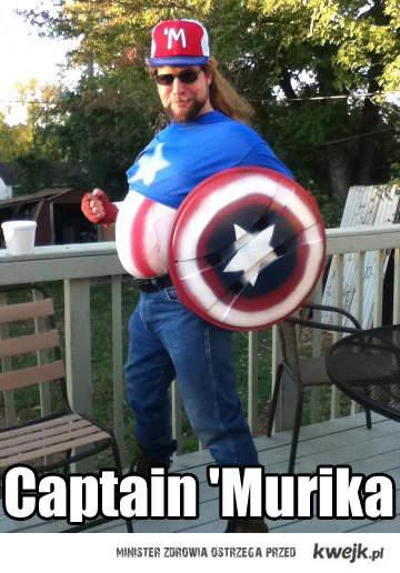 Captain 'Murika