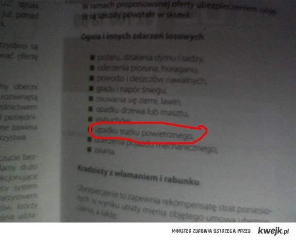ahh te Polskie ubezpieczenia
